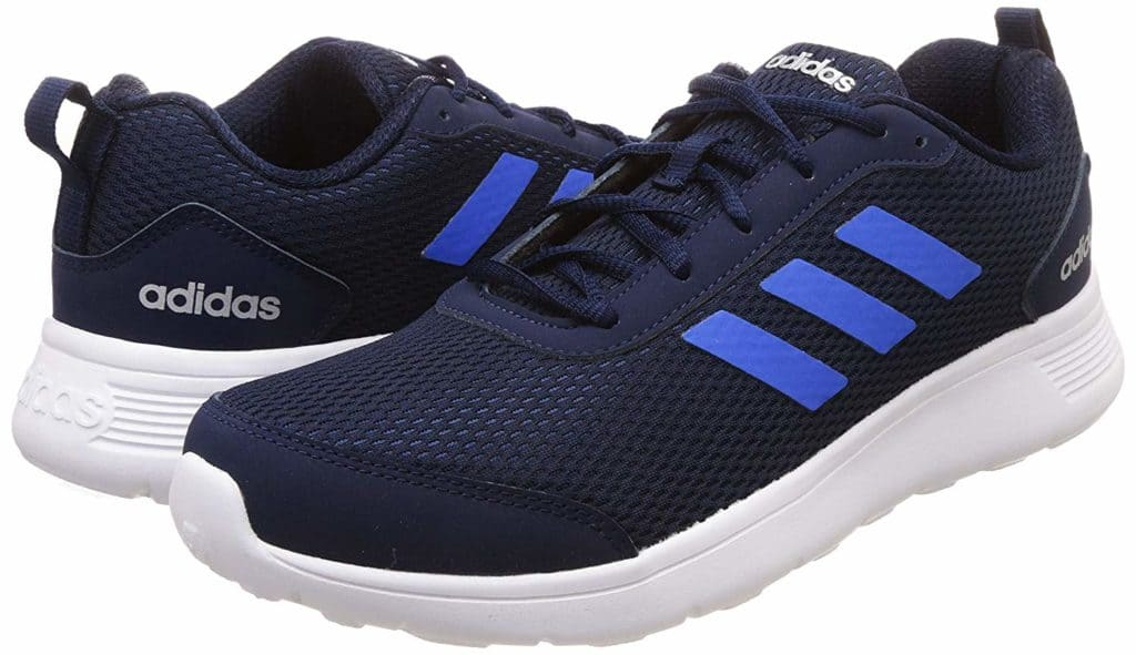 Addidas flat bottom shoes