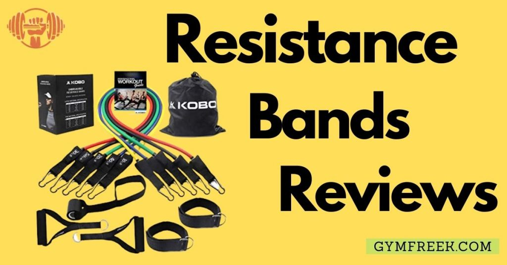 Best resistance bands India - Reviews